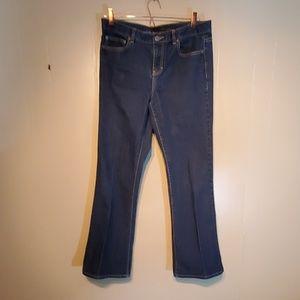 Calvin Klein Flare Jean's